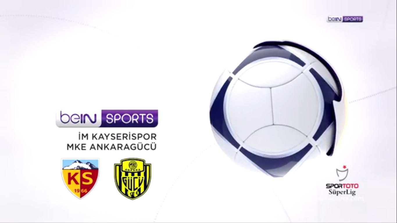 14-04-2019 - Kayserispor 0-2 Ankaragucu
