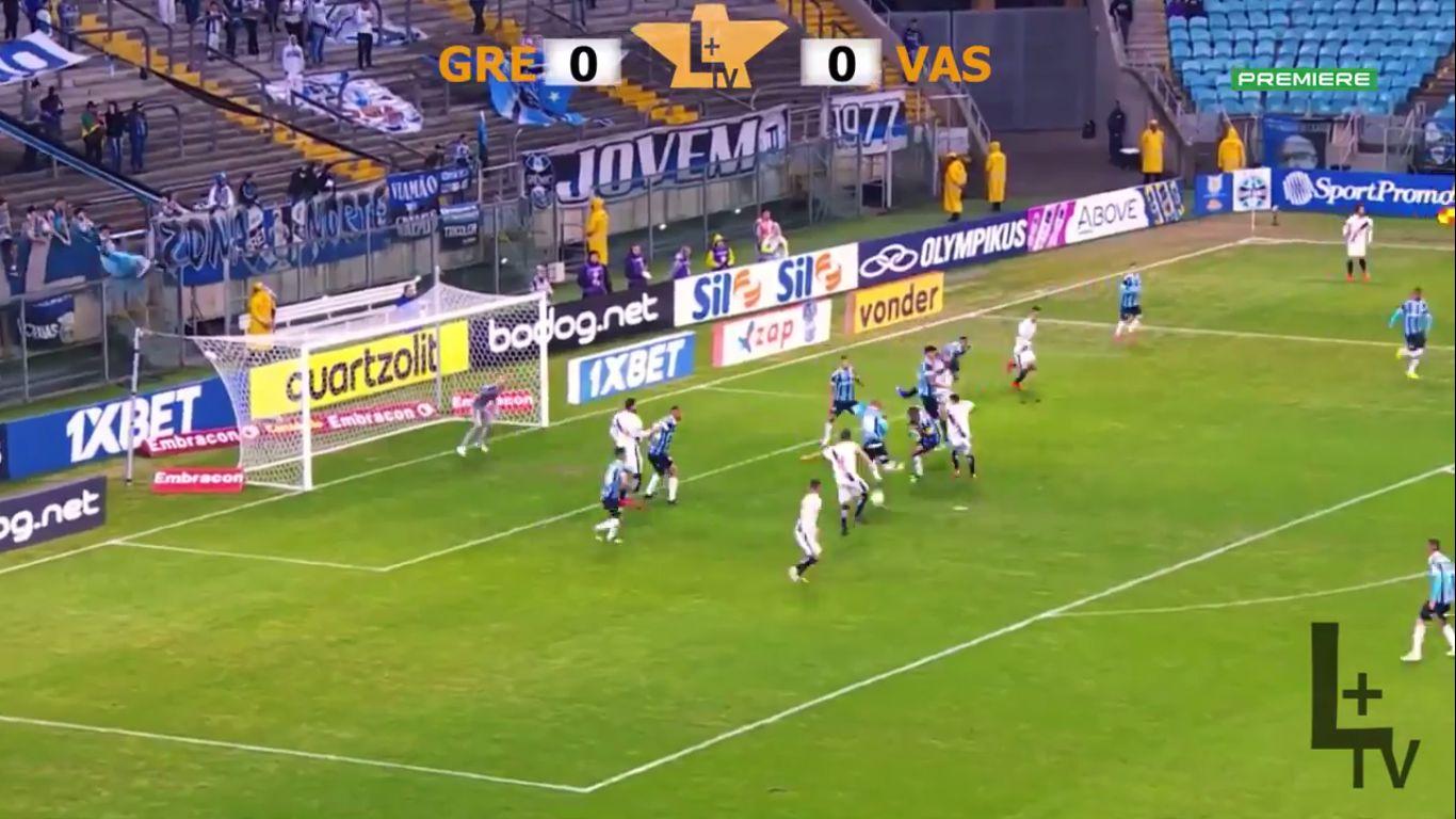 14-07-2019 - Gremio 2-1 CR Vasco DA Gama RJ