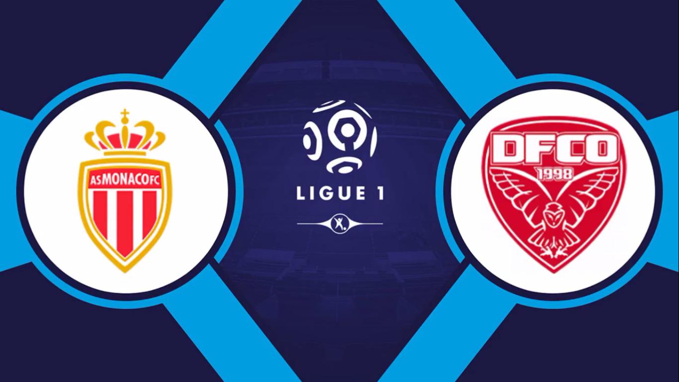 09-11-2019 - Monaco 1-0 Dijon