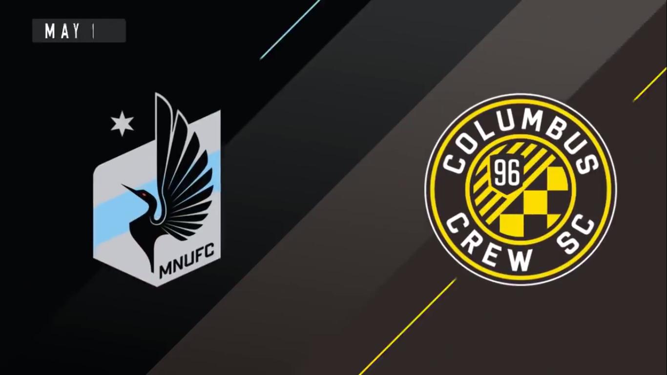 19-05-2019 - Minnesota United 1-0 Columbus Crew