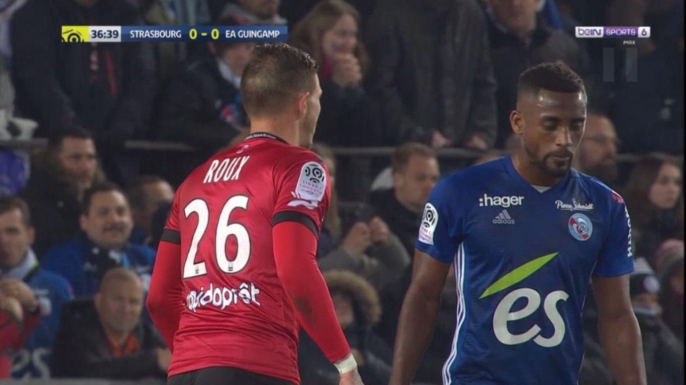 13-04-2019 - Strasbourg 3-3 Guingamp