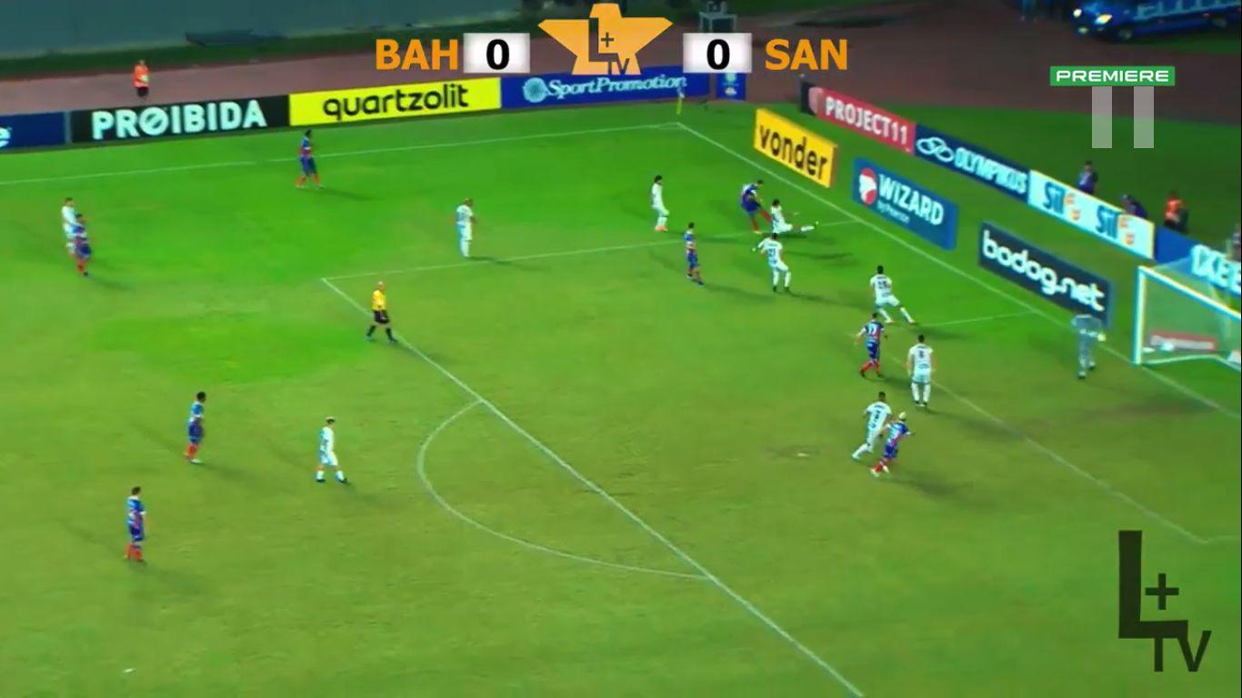 14-07-2019 - Bahia 0-1 Santos FC SP