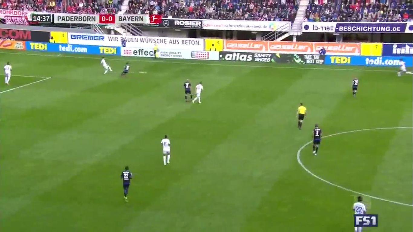 28-09-2019 - SC Paderborn 07 2-3 FC Bayern Munchen