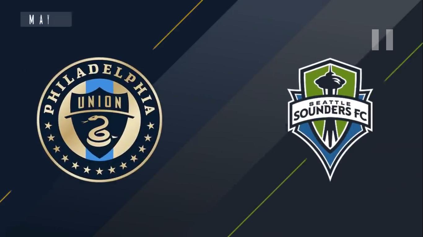 19-05-2019 - Philadelphia Union 0-0 Seattle Sounders FC