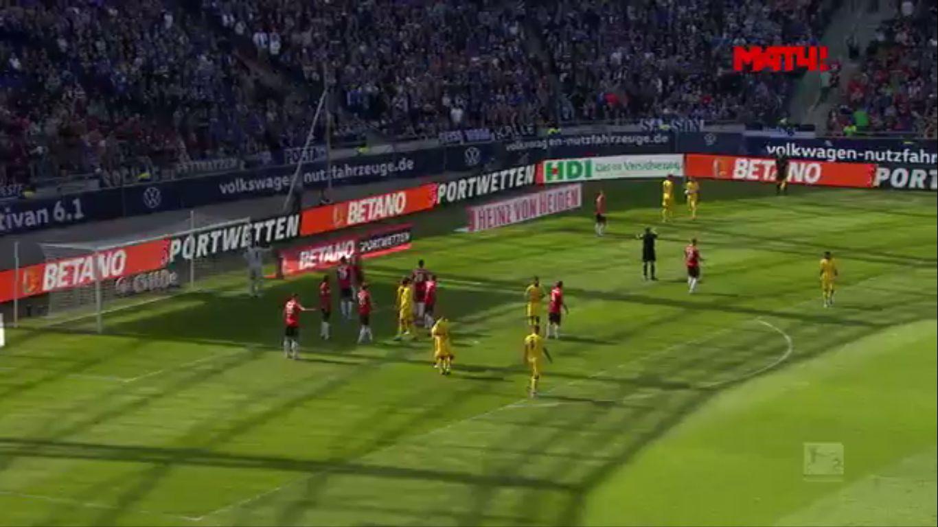 14-09-2019 - Hannover 96 0-2 DSC Arminia Bielefeld (2. BUNDESLIGA)
