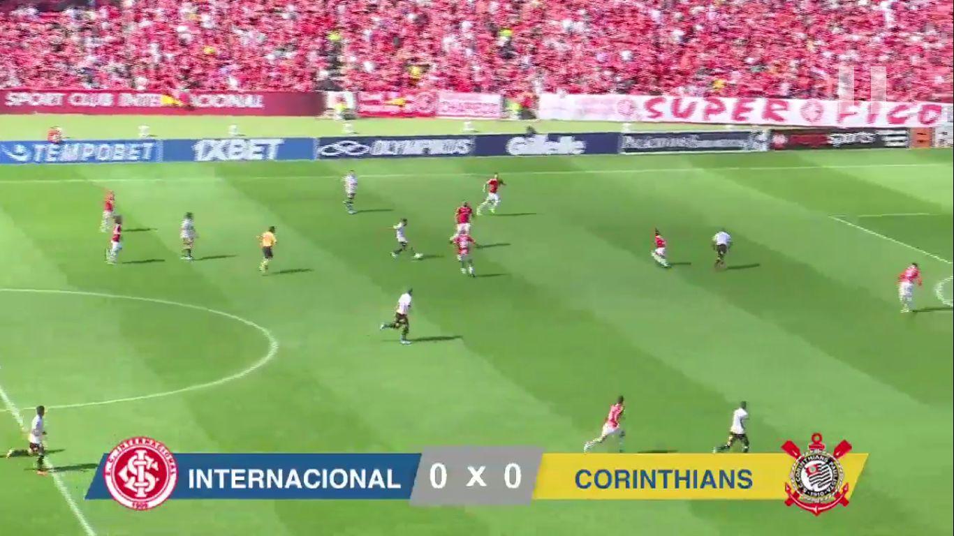 12-08-2019 - Internacional 0-0 SC Corinthians SP