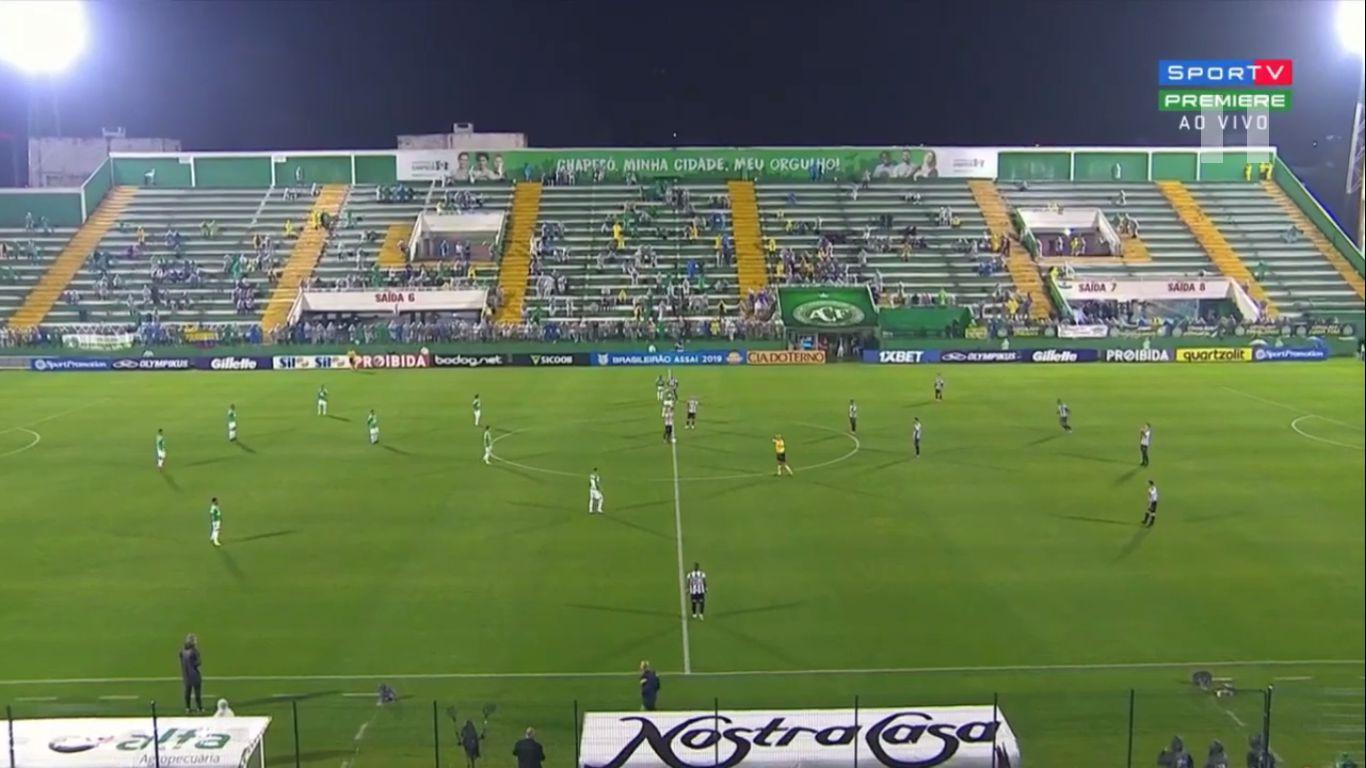 15-07-2019 - Chapecoense AF 1-2 Atletico Mineiro MG