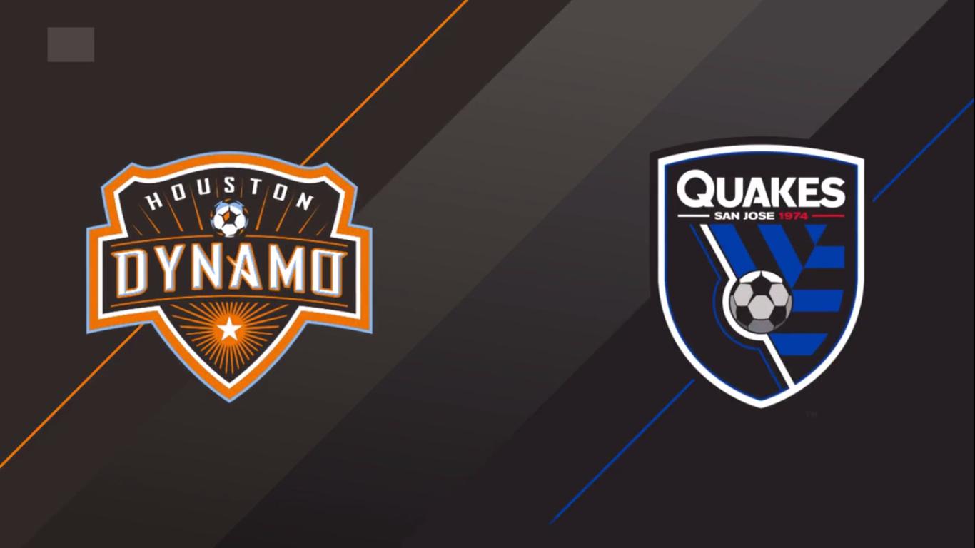 14-04-2019 - Houston Dynamo 2-1 San Jose Earthquakes