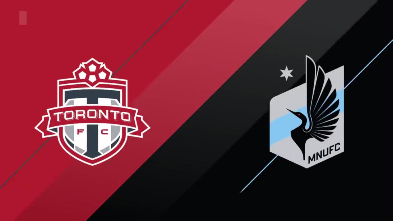 20-04-2019 - Toronto FC 4-3 Minnesota United
