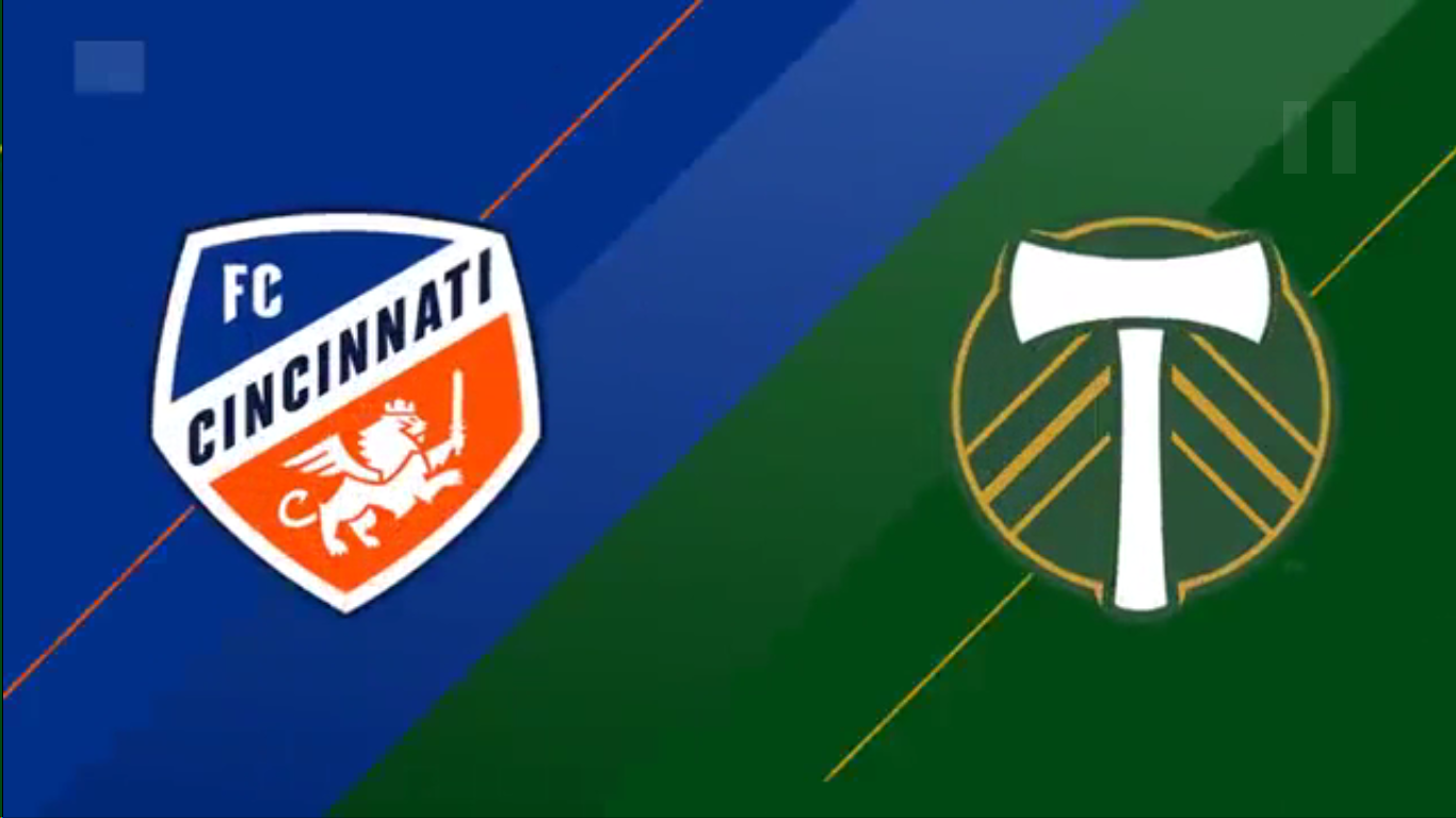 18-03-2019 - FC Cincinnati 3-0 Portland Timbers