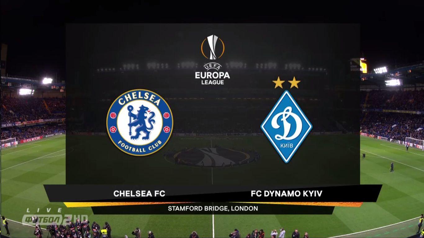 07-03-2019 - Chelsea 3-0 Dynamo Kyiv (EUROPA LEAGUE)
