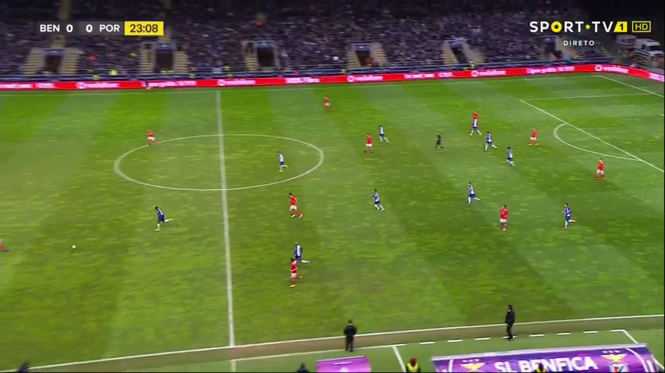 22-01-2019 - Benfica 1-3 FC Porto (LEAGUE CUP - SEMI FINAL)