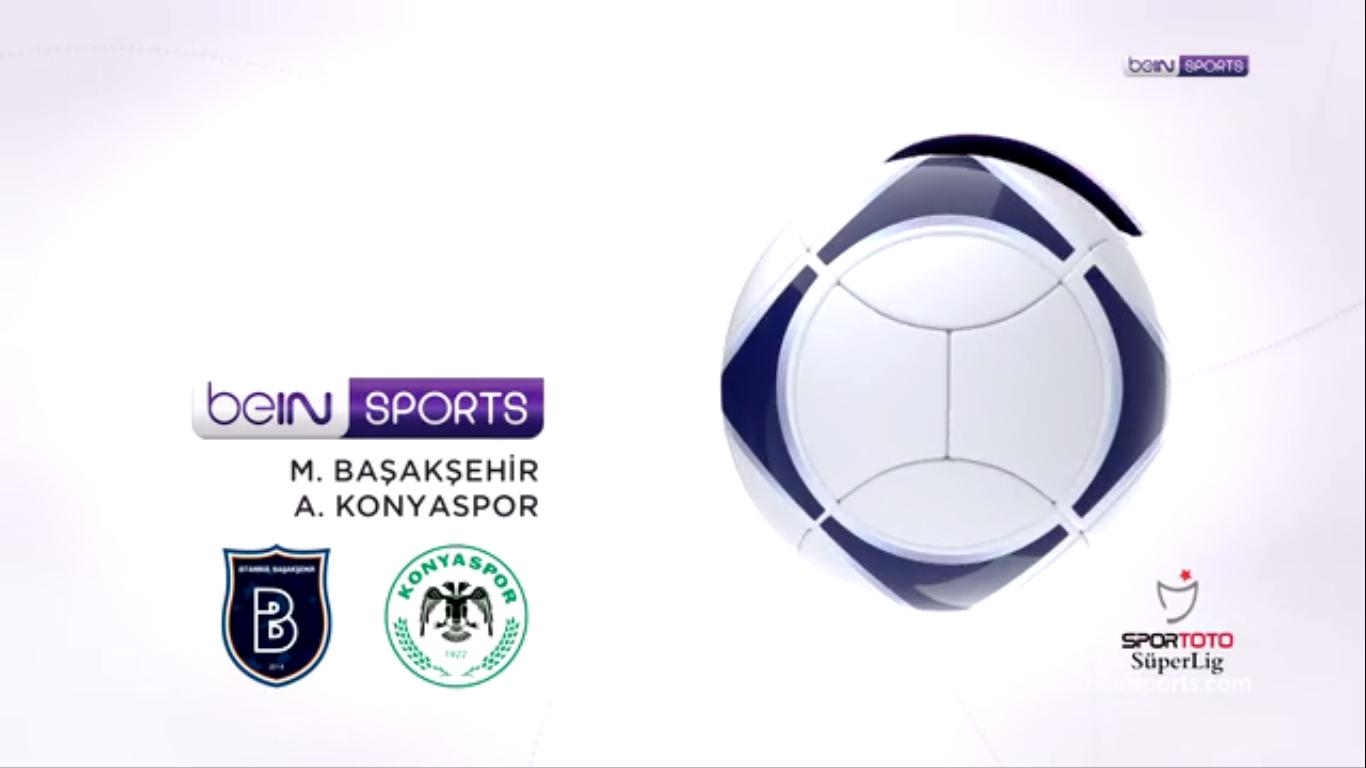 07-04-2019 - Istanbul Basaksehir 2-0 Konyaspor