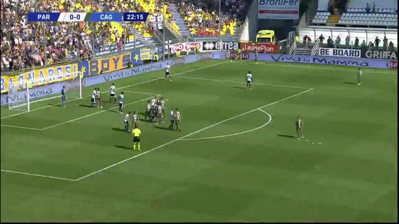 15-09-2019 - Parma 1-3 Cagliari