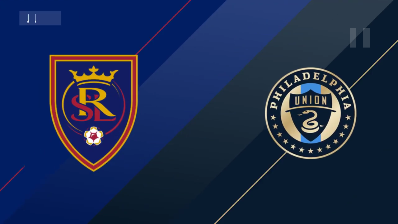 14-07-2019 - Real Salt Lake 4-0 Philadelphia Union