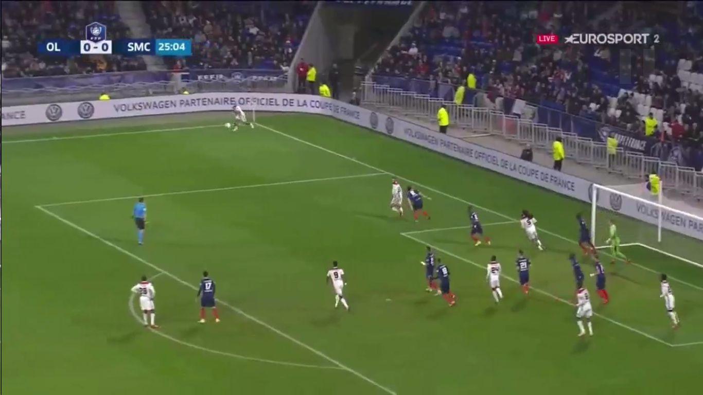 27-02-2019 - Lyon 3-1 Caen (COUP DE FRANCE)