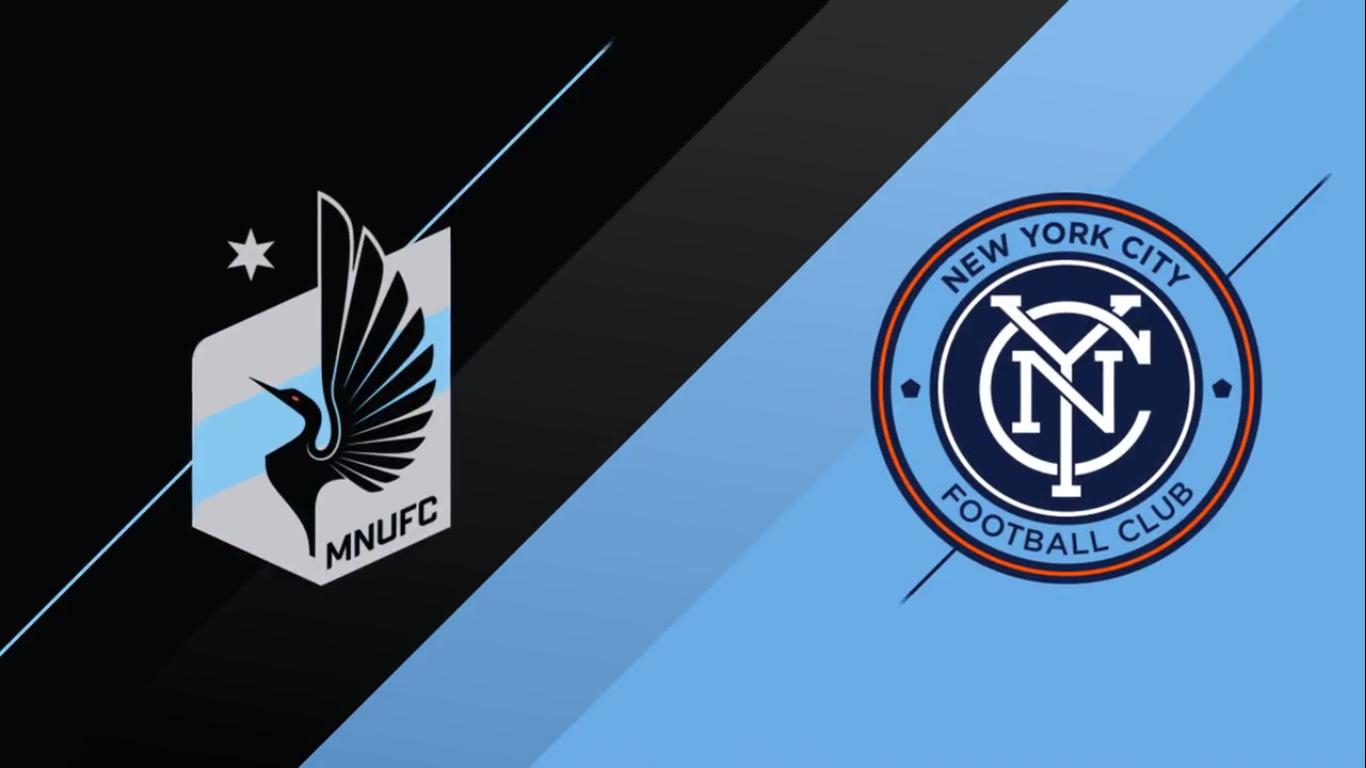 14-04-2019 - Minnesota United 3-3 New York City FC