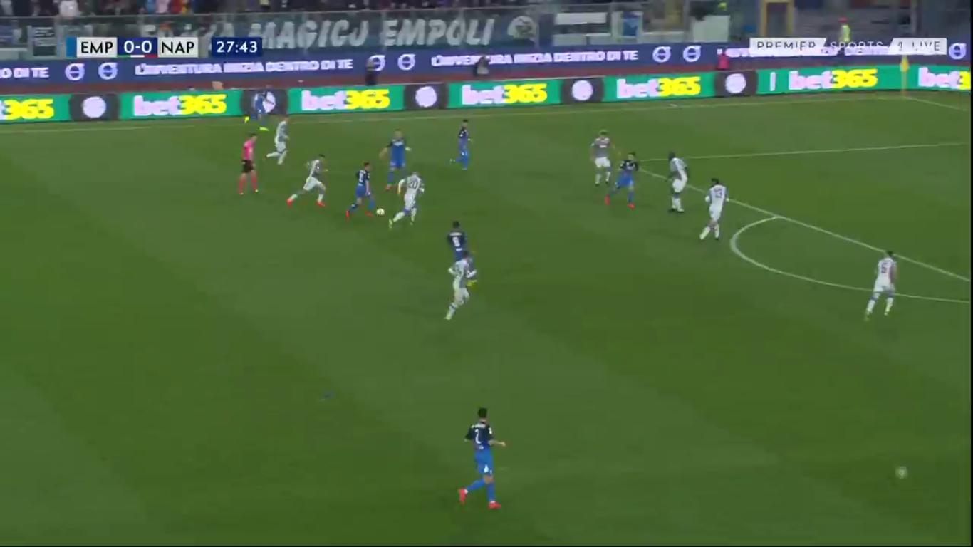 03-04-2019 - Empoli 2-1 Napoli