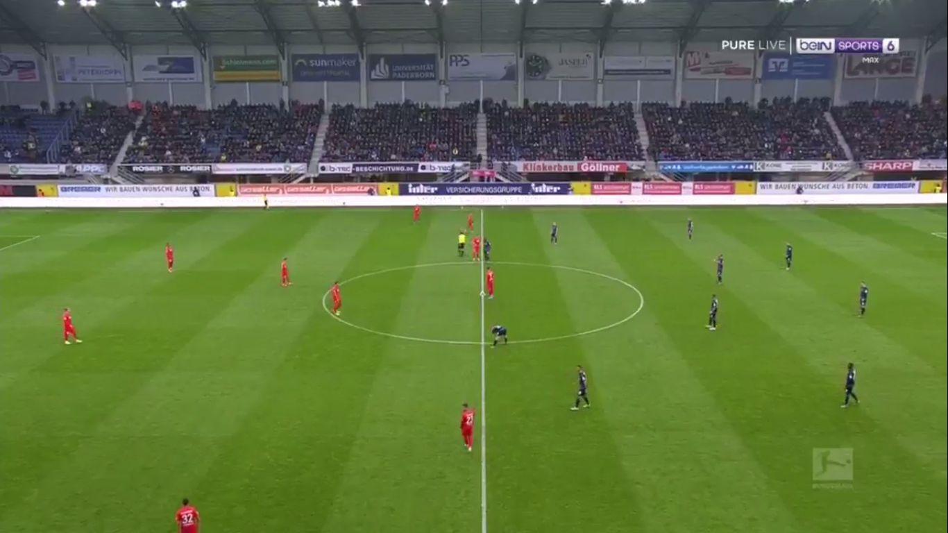 09-11-2019 - SC Paderborn 07 0-1 Augsburg