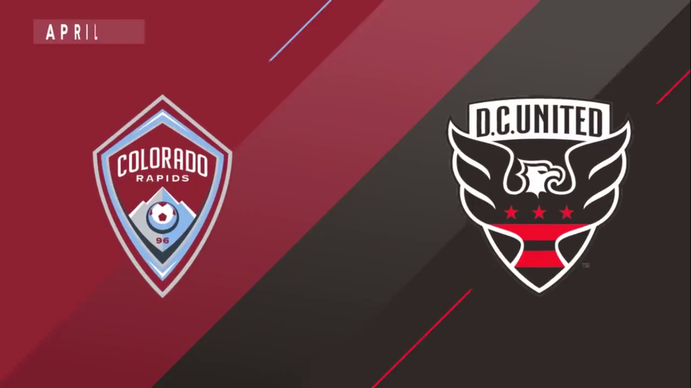 14-04-2019 - Colorado Rapids 2-3 DC United