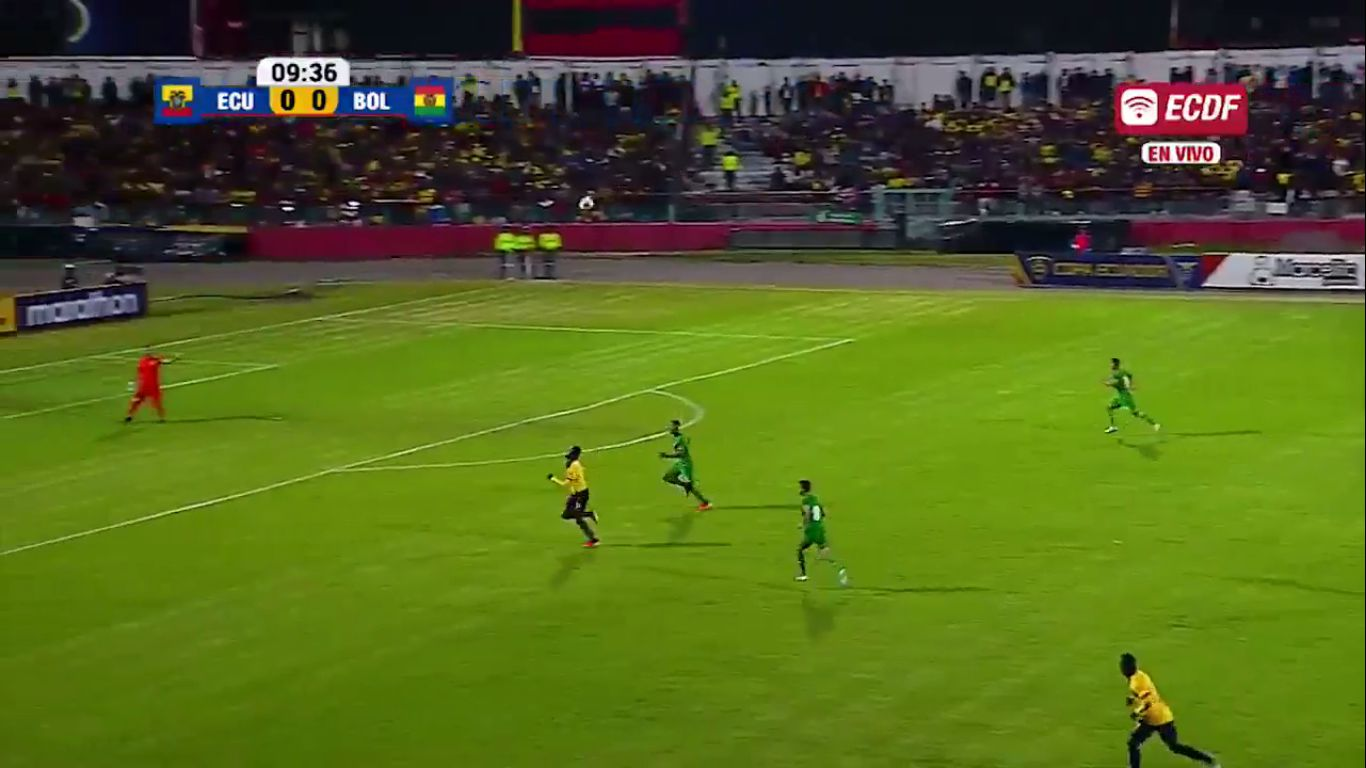 11-09-2019 - Ecuador 3-0 Bolivia (FRIENDLY)