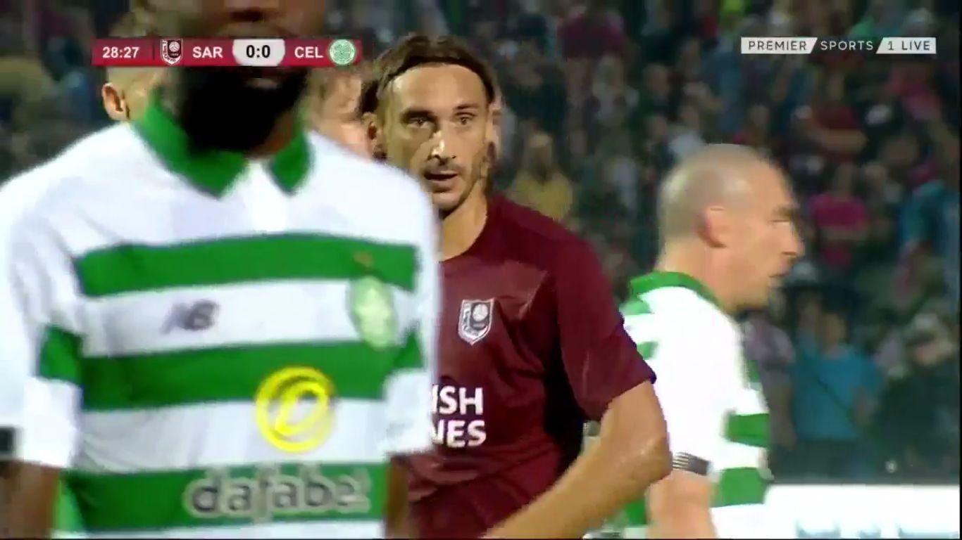 09-07-2019 - FK Sarajevo 1-3 Celtic (CHAMPIONS LEAGUE QUALIF.)