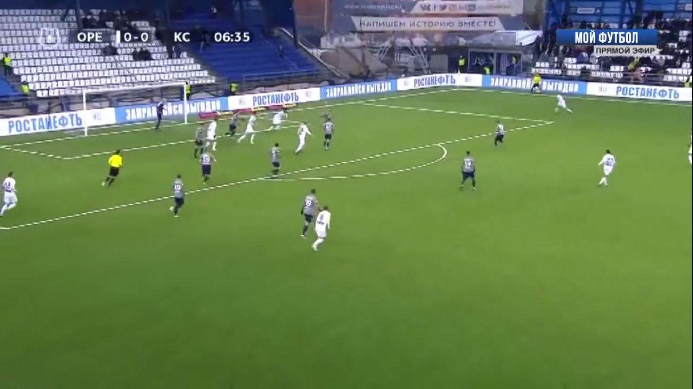 03-04-2019 - FC Orenburg 3-1 Krylya Sovetov Samara