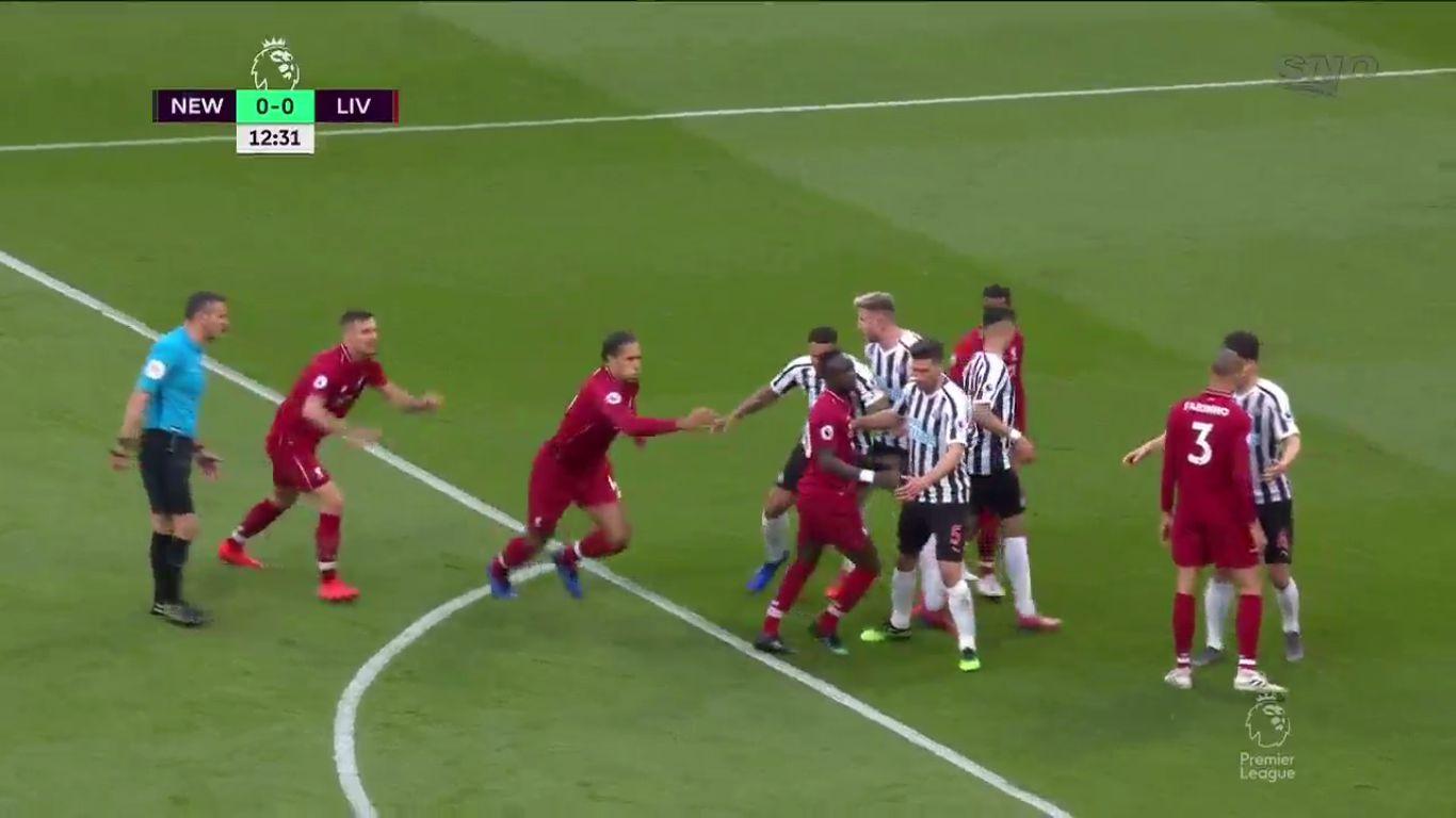 04-05-2019 - Newcastle United 2-3 Liverpool