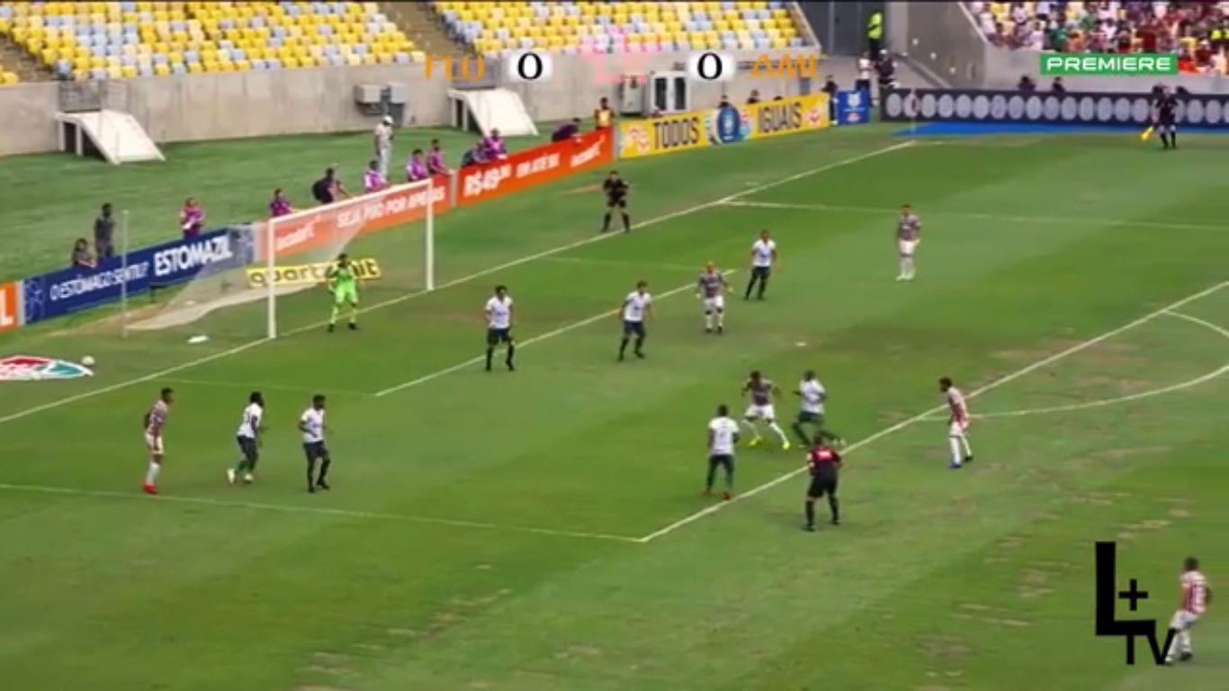 03-12-2018 - Fluminense 1-0 America MG