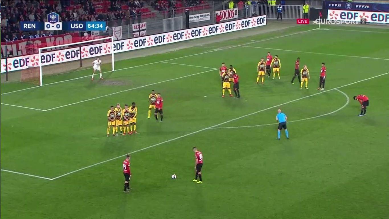 27-02-2019 - Rennes 2-0 Orleans (COUP DE FRANCE)