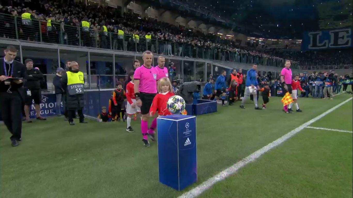 10-12-2019 - Inter 1-2 Barcelona (CHAMPIONS LEAGUE)