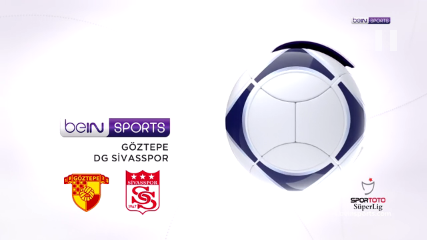 11-05-2019 - Goztepe 3-3 Sivasspor