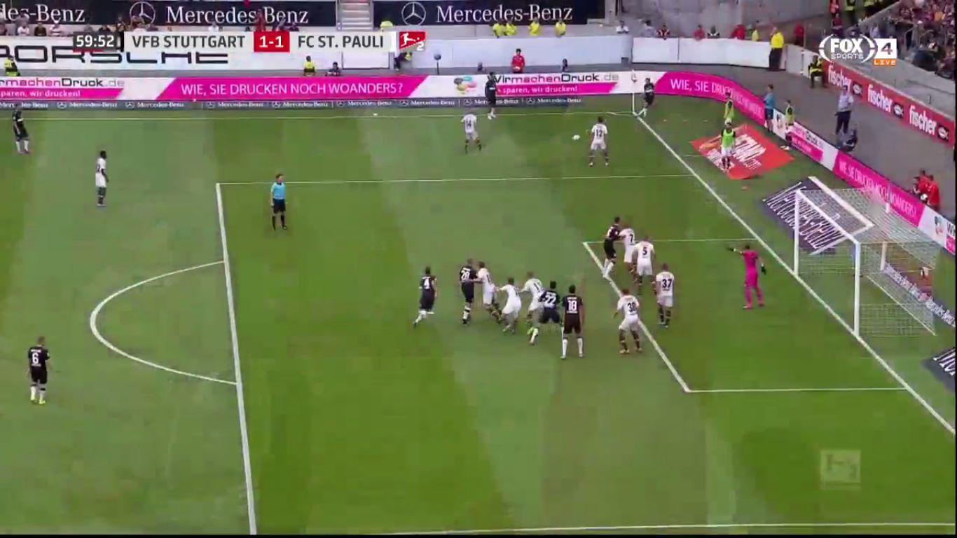 04-08-2019 - 1. FC Heidenheim 1846 2-2 VfB Stuttgart (2. BUNDESLIGA)