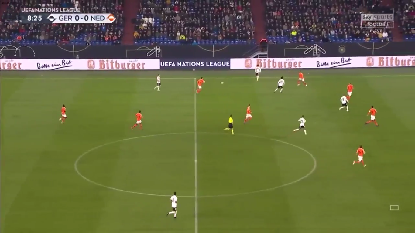 19-11-2018 - Germany 2-2 Netherlands (UEFA NATIONS LEAGUE)