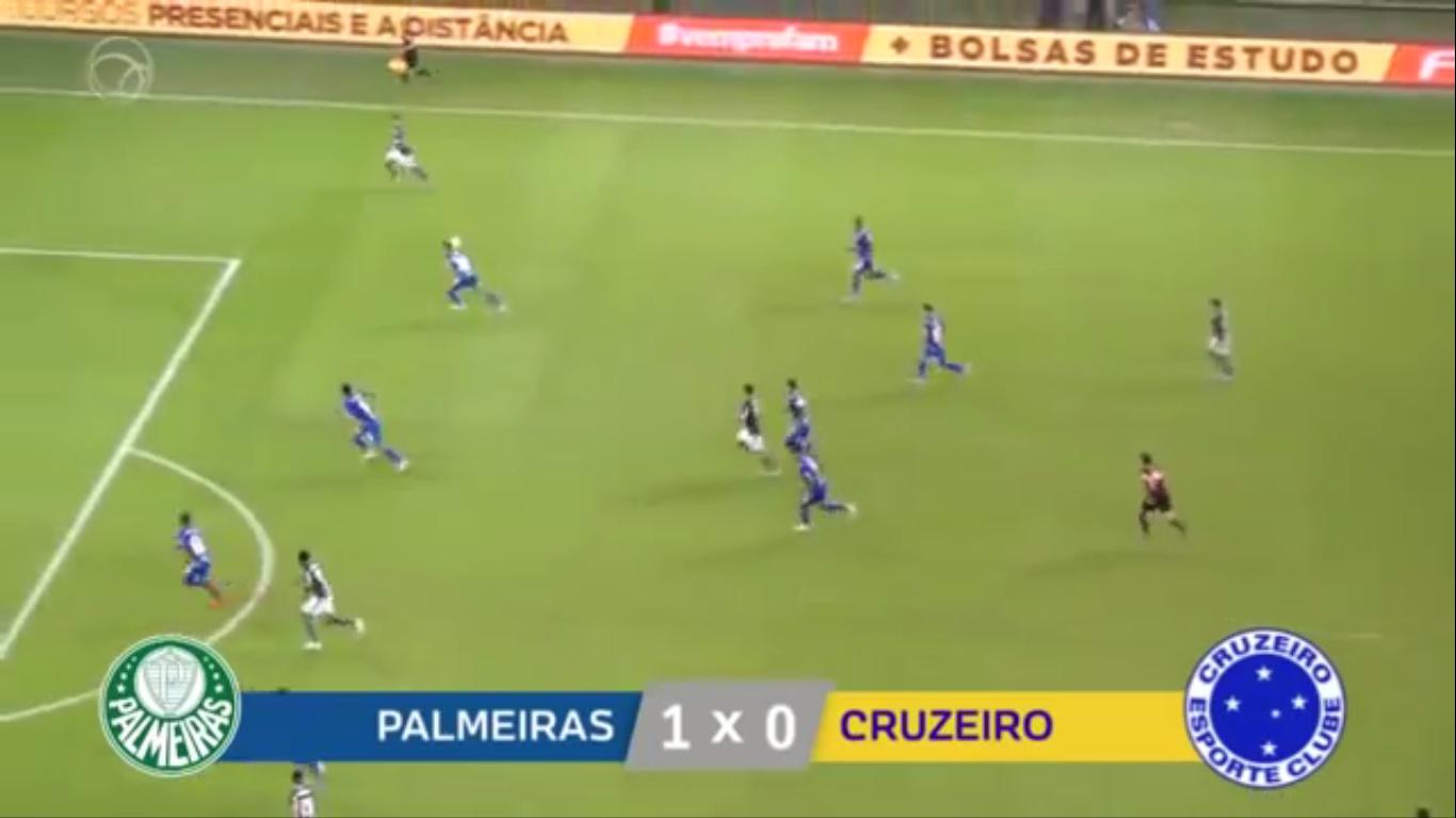 15-09-2019 - Palmeiras 1-0 Cruzeiro