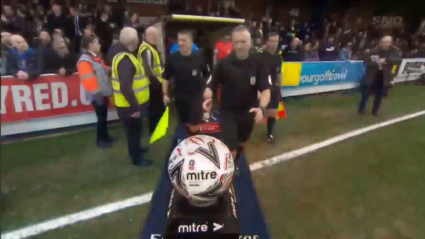 17-03-2019 - Millwall 2-2 (4-5 PEN.) Brighton & Hove Albion (FA CUP)