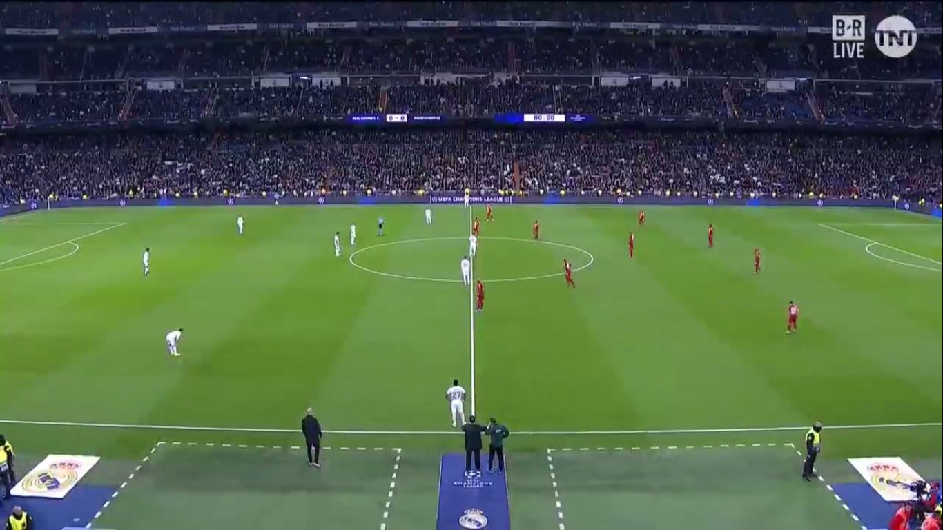 06-11-2019 - Real Madrid 6-0 Galatasaray (CHAMPIONS LEAGUE)