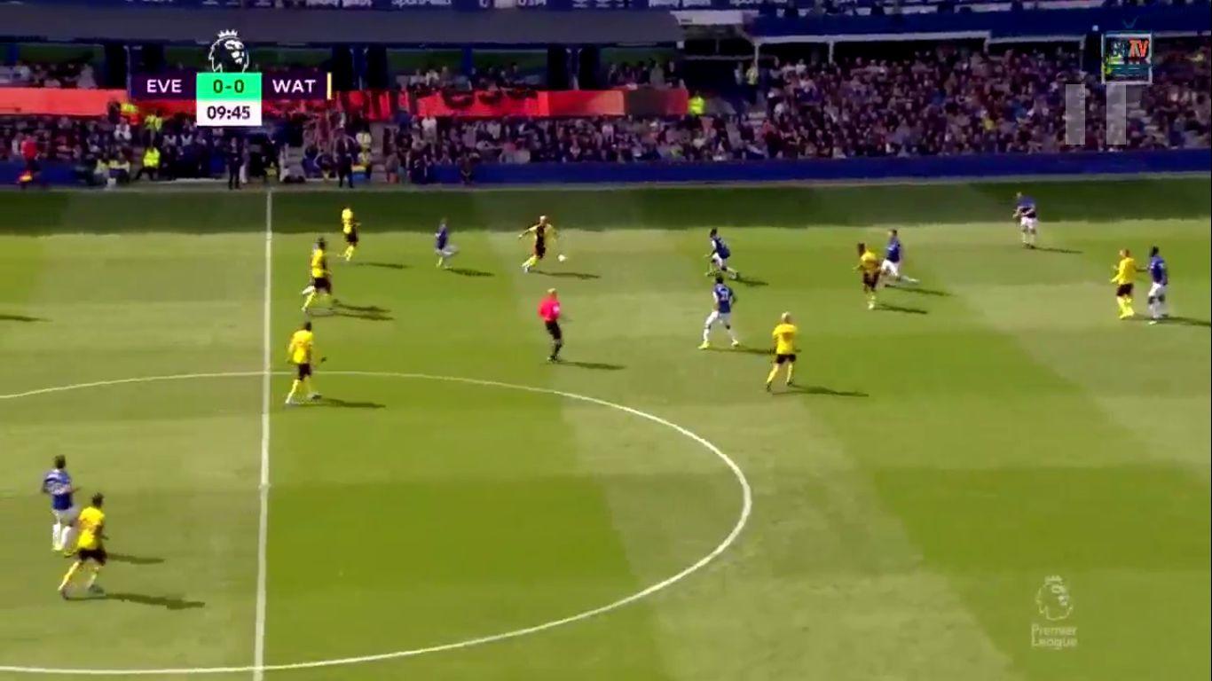 17-08-2019 - Everton 1-0 Watford