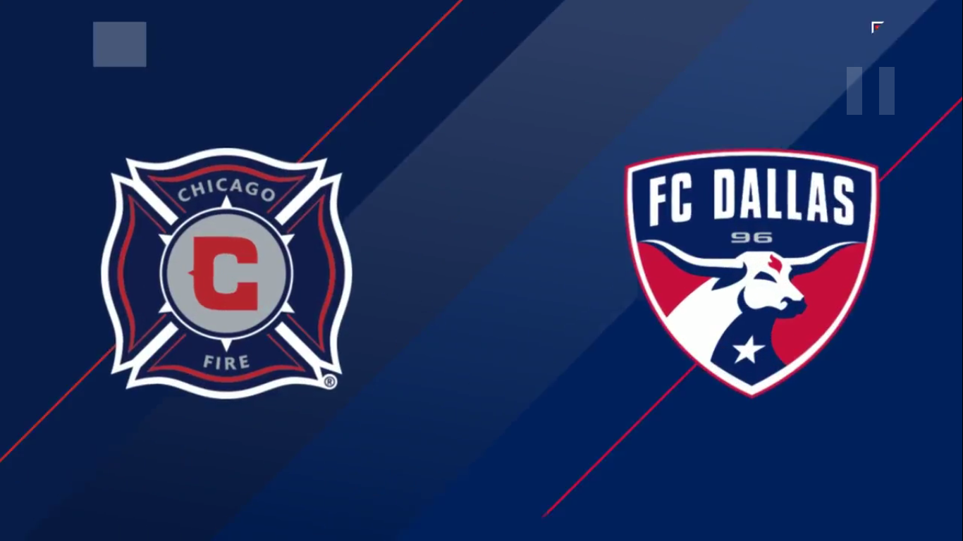 15-09-2019 - Chicago Fire 4-0 FC Dallas