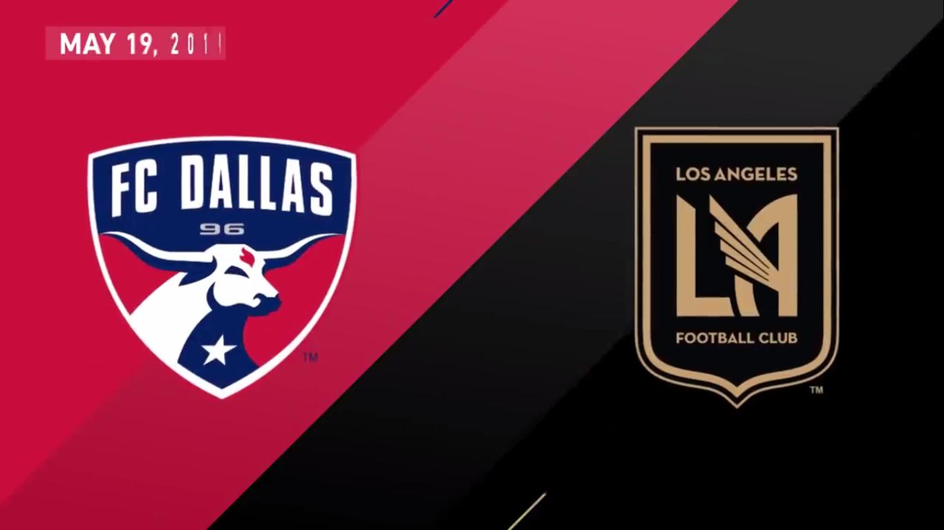 20-05-2019 - FC Dallas 1-1 Los Angeles FC
