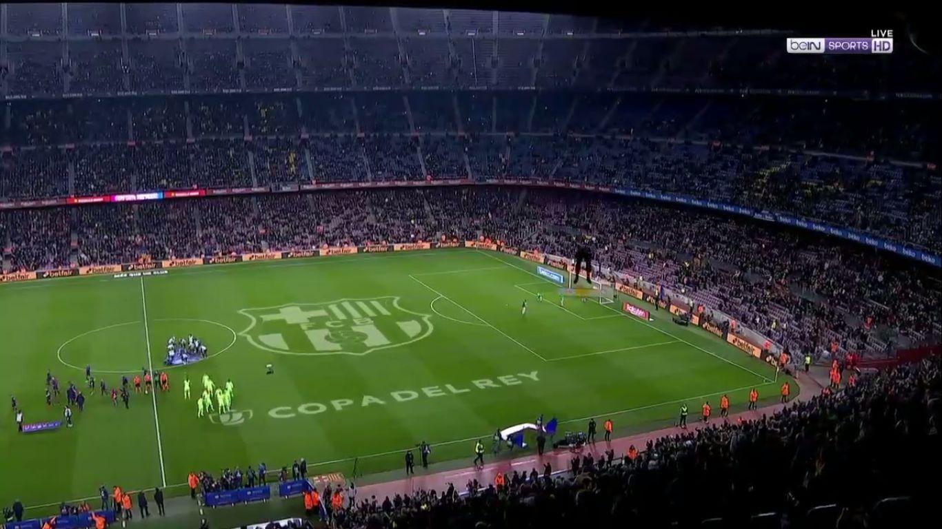 17-01-2019 - Barcelona 3-0 Levante (COPA DEL REY)