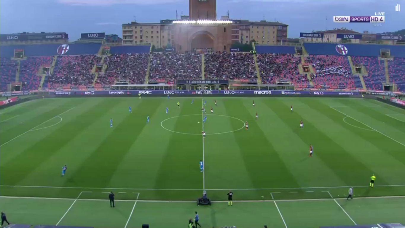 25-05-2019 - Bologna 3-2 Napoli