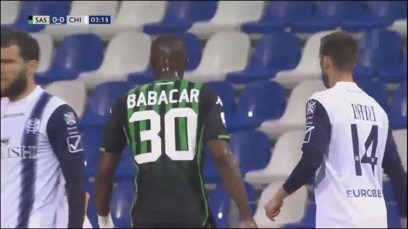 04-04-2019 - Sassuolo 4-0 Chievo