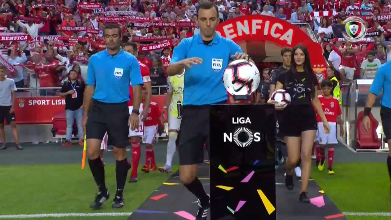 10-08-2018 - Benfica 3-2 Vitoria de Guimaraes
