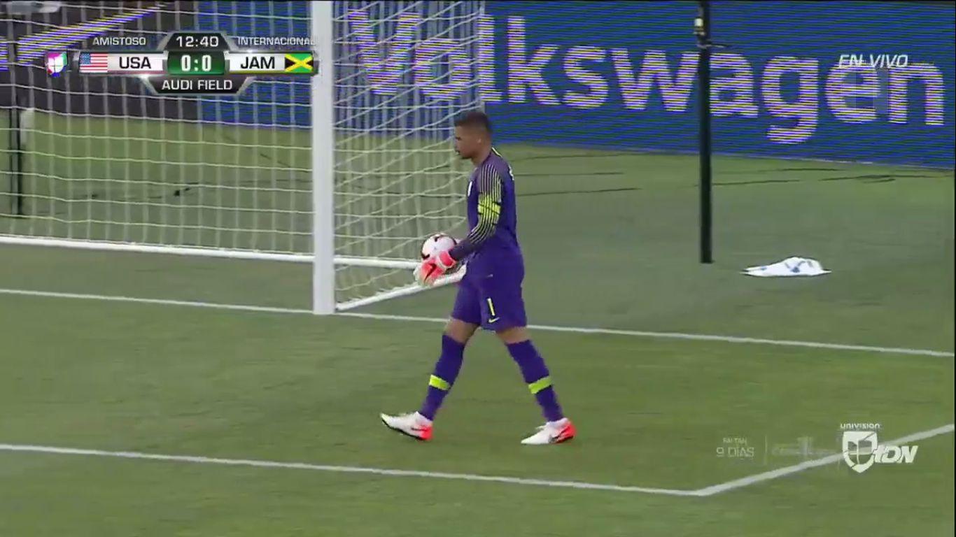 06-06-2019 - USA 0-1 Jamaica (FRIENDLY)