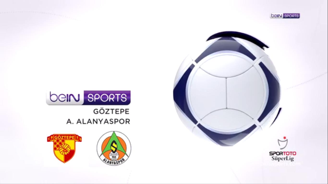 10-02-2019 - Goztepe 3-2 Alanyaspor