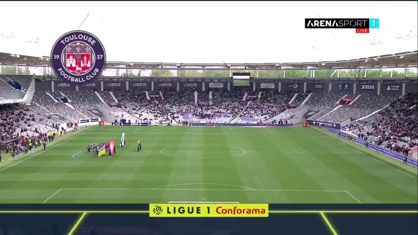 21-04-2019 - Toulouse 0-0 Lille