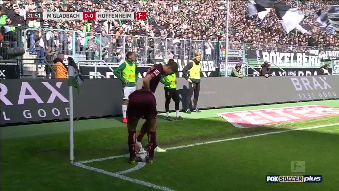 04-05-2019 - Borussia Monchengladbach 2-2 Hoffenheim