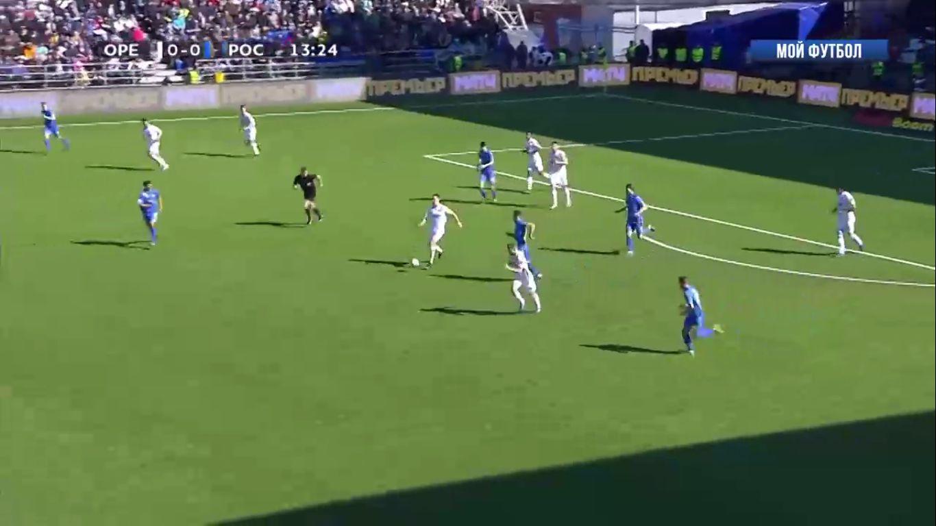 20-04-2019 - FC Orenburg 3-0 FK Rostov