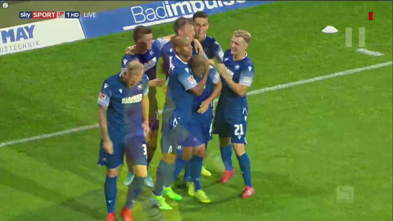 13-09-2019 - SpVgg Greuther Furth 2-1 SV Wehen Wiesbaden (2. BUNDESLIGA)